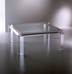 Acrylglas Couchtisch