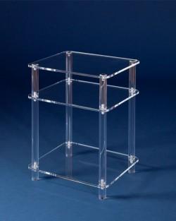 Acrylglas-Beistelltisch