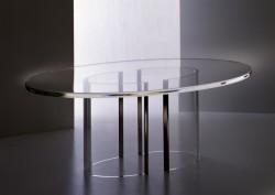 Acrylglas Esstisch