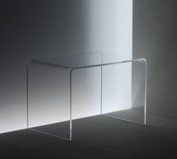 Acryglas Beistelltisch