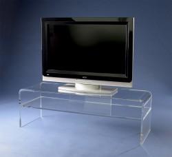 Acrylglas TV Konsole
