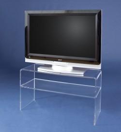 Acrylglas TV-Konsole