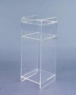 Acrylglas-Konsole