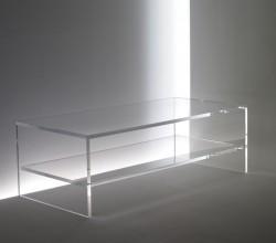 Acrylglas-Couchtisch