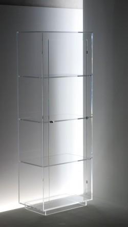 Acrylglas Vitrine