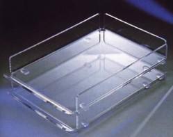 Acrylglas-Ablagekorb DIN A4