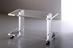 Acrylglas Rollwagen