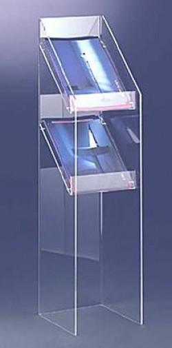 Acrylglas-Prospektständer