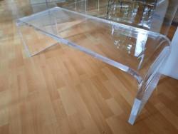 Acrylglas Couchtisch / Beistelltisch