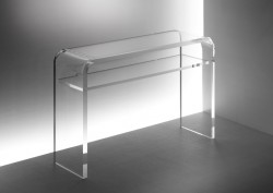 Acrylglas Konsole