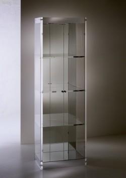 Acrylglas-Vitrine