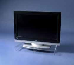Acrylglas TV Brücke