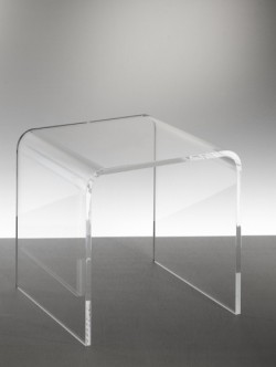 Acrylglas Hocker