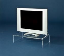 Acrylglas-TV-Brücke