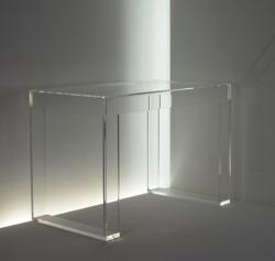 Acrylglas Schreibtisch
