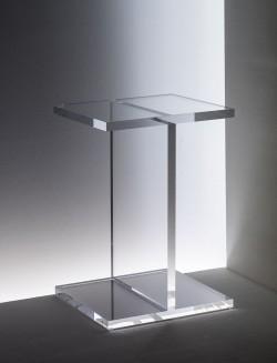 Acrylglas Beistelltisch / Säule