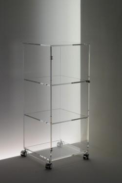 Acrylglas Rollvitrine