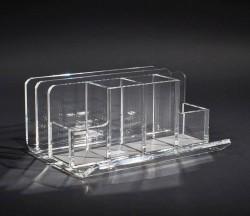 Acrylglas Schreibtisch Butler