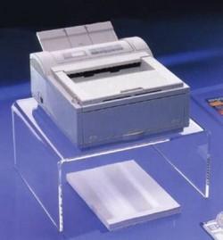 Acrylglas-U-Tisch