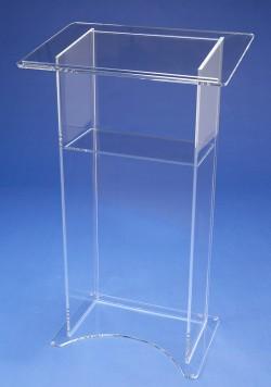 Acrylglas-Stehpult