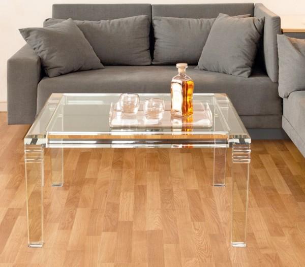 couchtisch acrylglas glas m bel glanz der spezialist f r acrylglasm bel. Black Bedroom Furniture Sets. Home Design Ideas