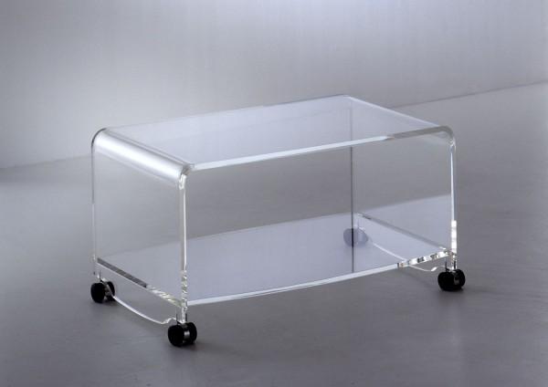 acrylglas tv rollwagen m bel glanz der spezialist f r. Black Bedroom Furniture Sets. Home Design Ideas