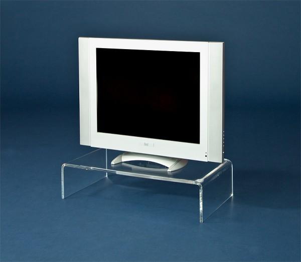 acrylglas tv br cke m bel glanz der spezialist f r. Black Bedroom Furniture Sets. Home Design Ideas