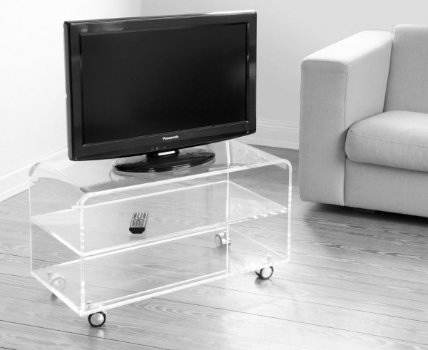 acryl rollwagen m bel glanz der spezialist f r. Black Bedroom Furniture Sets. Home Design Ideas