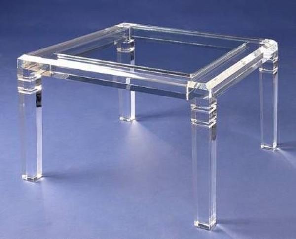 Couchtisch acrylglas glas m bel glanz der spezialist for Acrylglas tisch