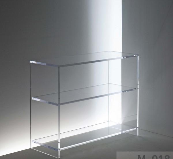 Acrylglas konsole konsolen sideboards m bel glanz der spezialist f r - Console en plexiglas ...