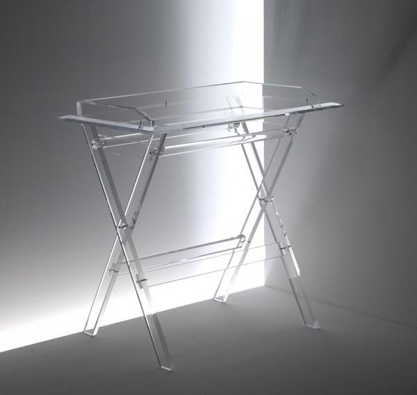 Acrylglas butlertisch m bel glanz der spezialist f r for Acrylglas tisch
