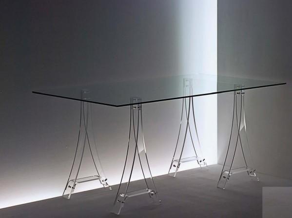 acrylglas schreibtisch m bel glanz der spezialist f r acrylglasm bel. Black Bedroom Furniture Sets. Home Design Ideas