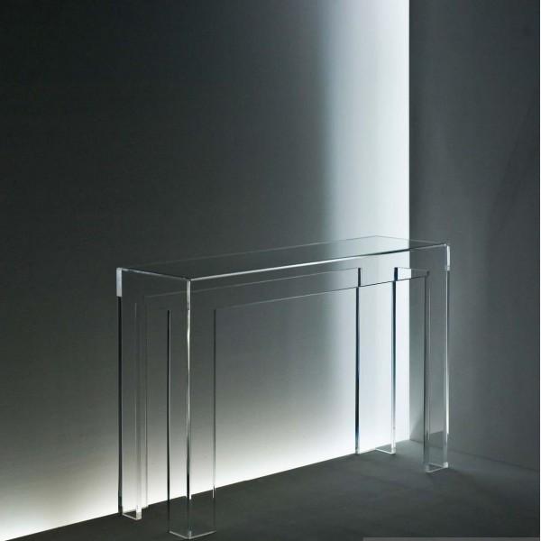 acrylglas konsole m bel glanz der spezialist f r acrylglasm bel. Black Bedroom Furniture Sets. Home Design Ideas