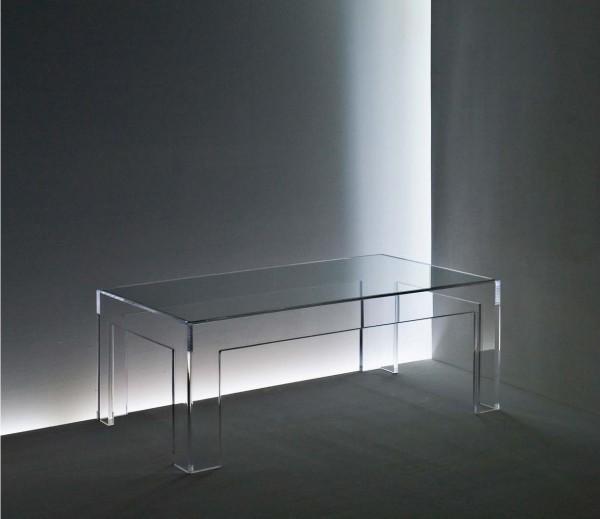 Acrylglas Couchtisch  Couchtische  MöbelGlanz  Der
