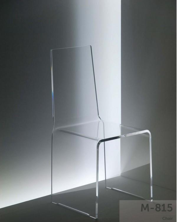 acrylglas stuhl m bel glanz der spezialist f r acrylglasm bel. Black Bedroom Furniture Sets. Home Design Ideas