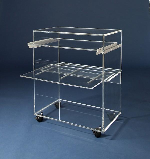 acrylglas computertisch m bel glanz der spezialist f r. Black Bedroom Furniture Sets. Home Design Ideas
