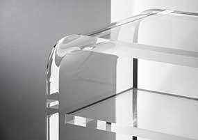 Startseite m bel glanz der spezialist f r acrylglasm bel for Plexiglas couchtisch